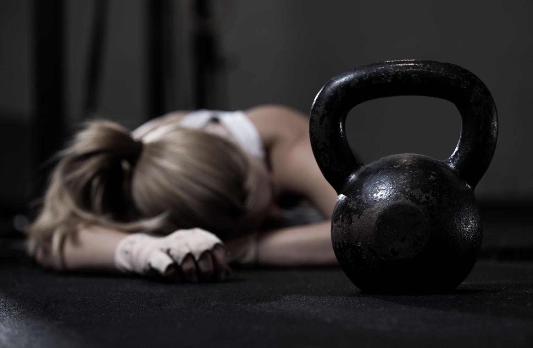 Miksi treenaat?